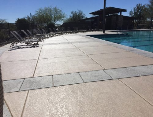 Cool Pool Deck